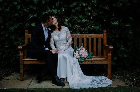 Christ Church Claremont Wedding