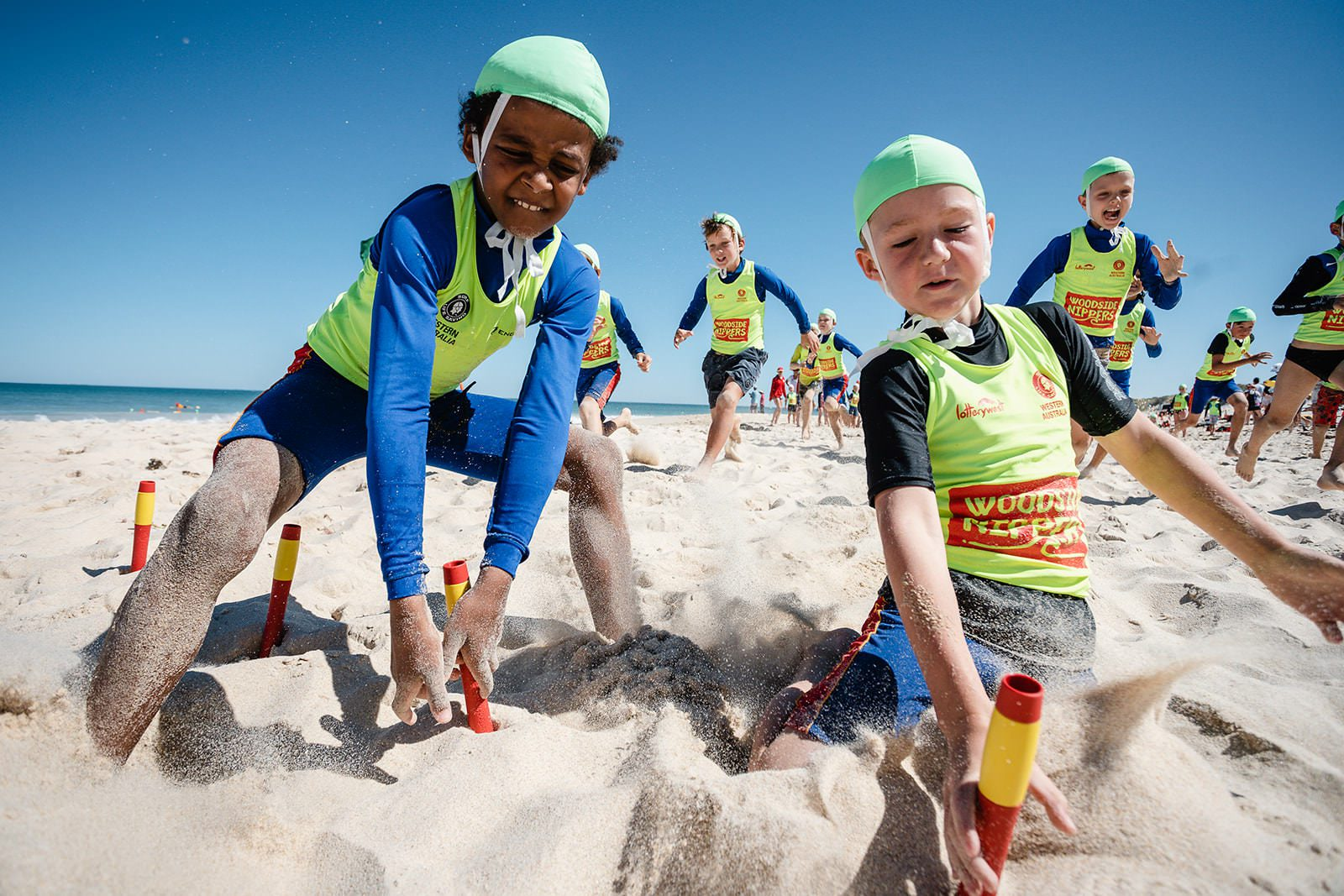 Perth event photography for Floreat Surf Life Saving Club by Dennis Tan Creative