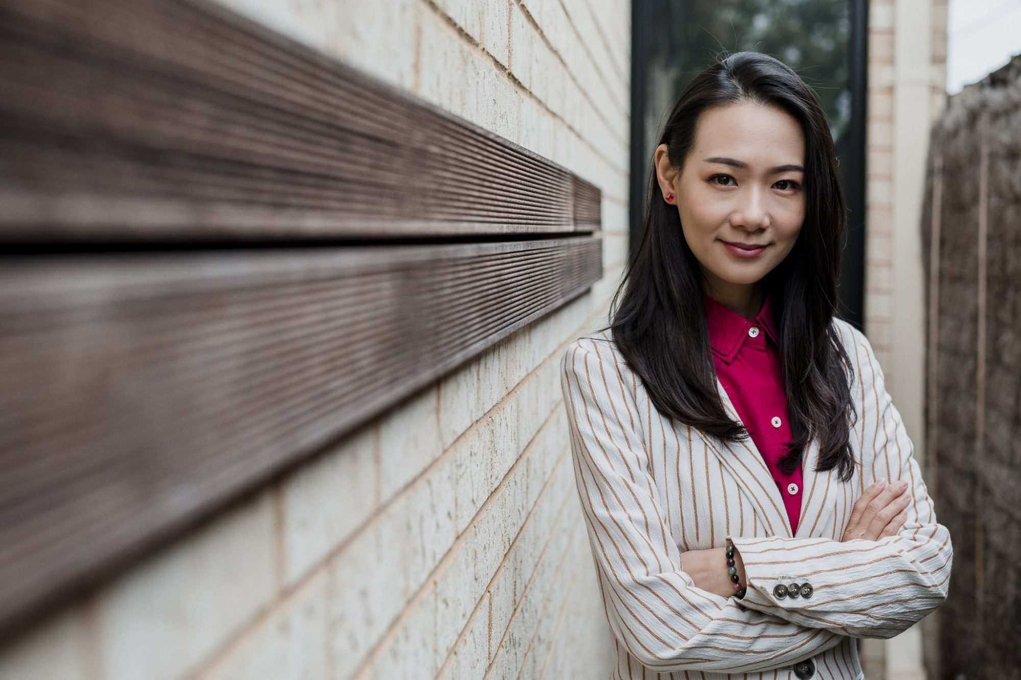 Business headshot by Perth commercial photographer Dennis Tan Creative