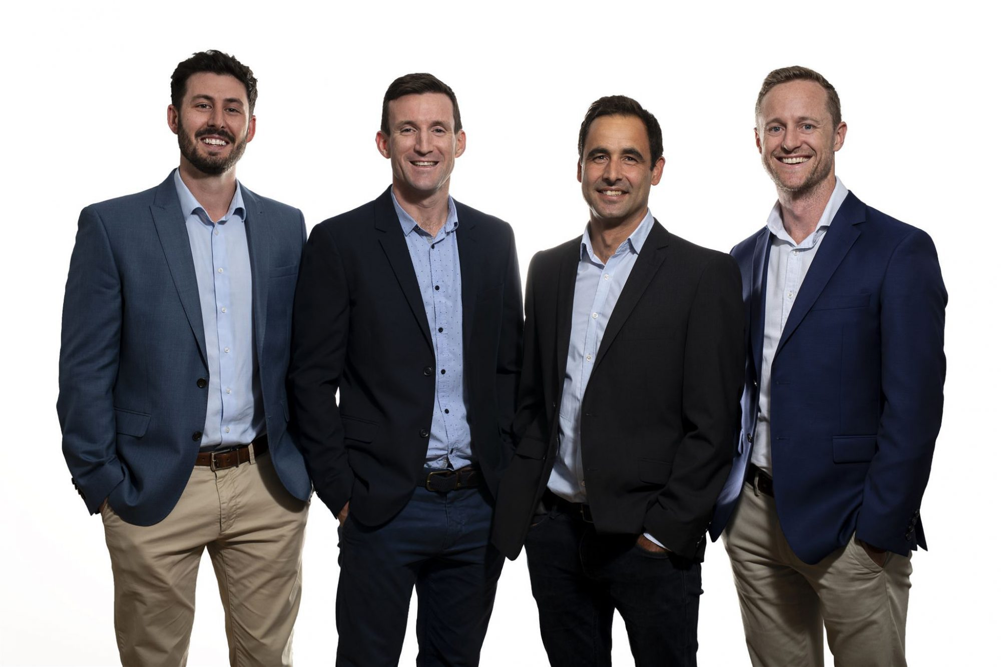 Business group photography for Perth Sports Medicine by Perth commercial photographer Dennis Tan Creative