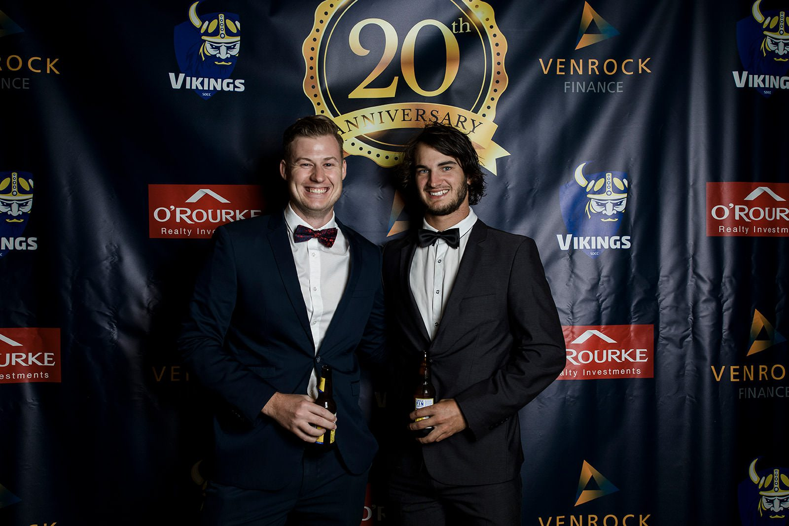 Perth event photography by Dennis Tan Creative for Sorrento Duncraig Cricket Club's 20th anniversary dinner